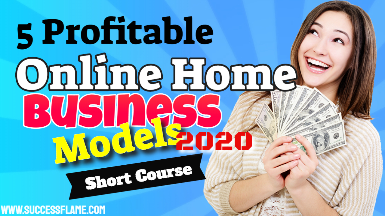 Picture of 5 Online Business Model from Home