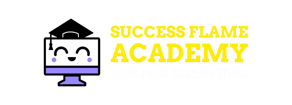 3 Success Flame Academy Logo